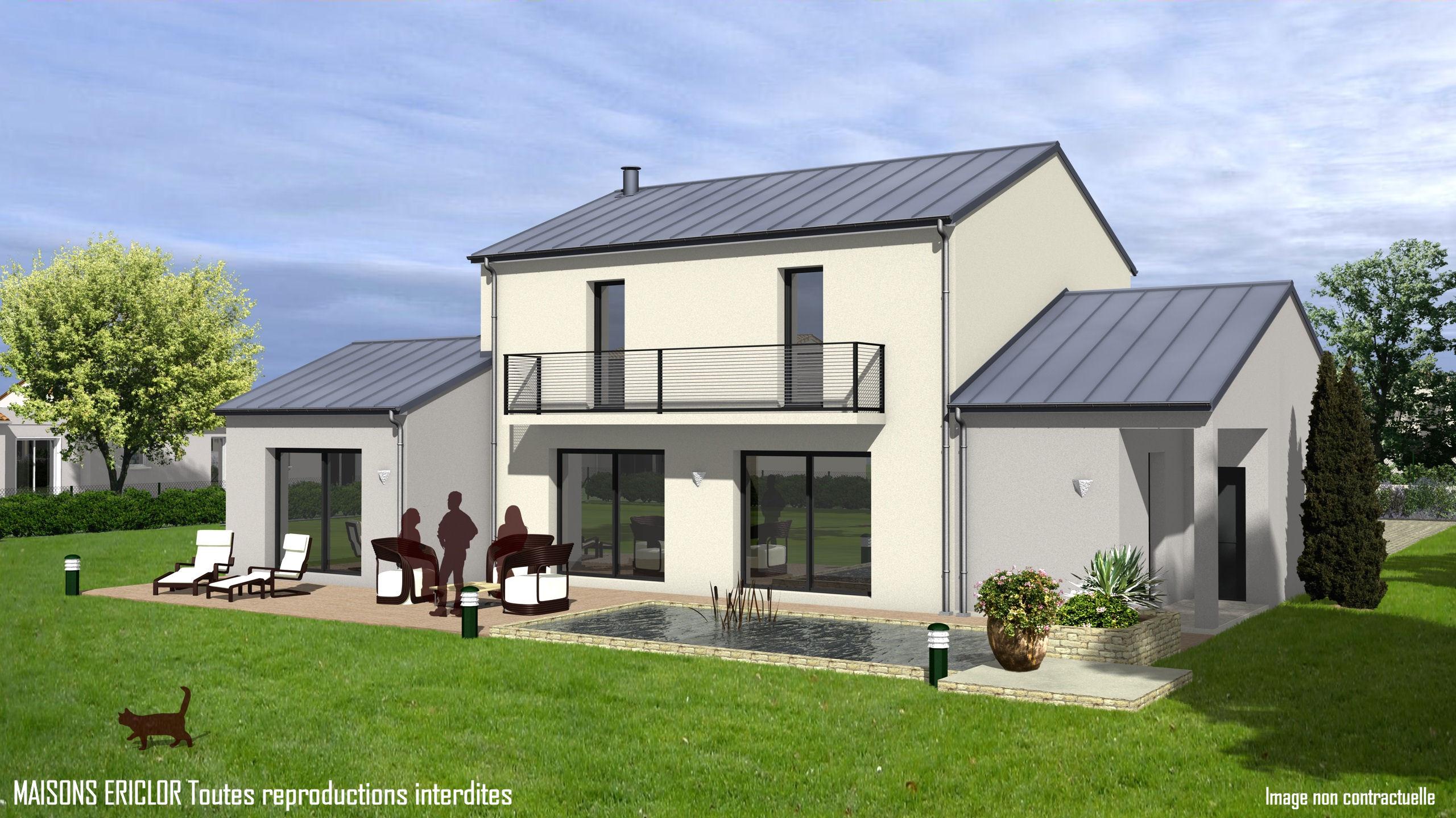 Prime constructeur maisons individuelles poitiers for Constructeur maison contemporaine poitiers