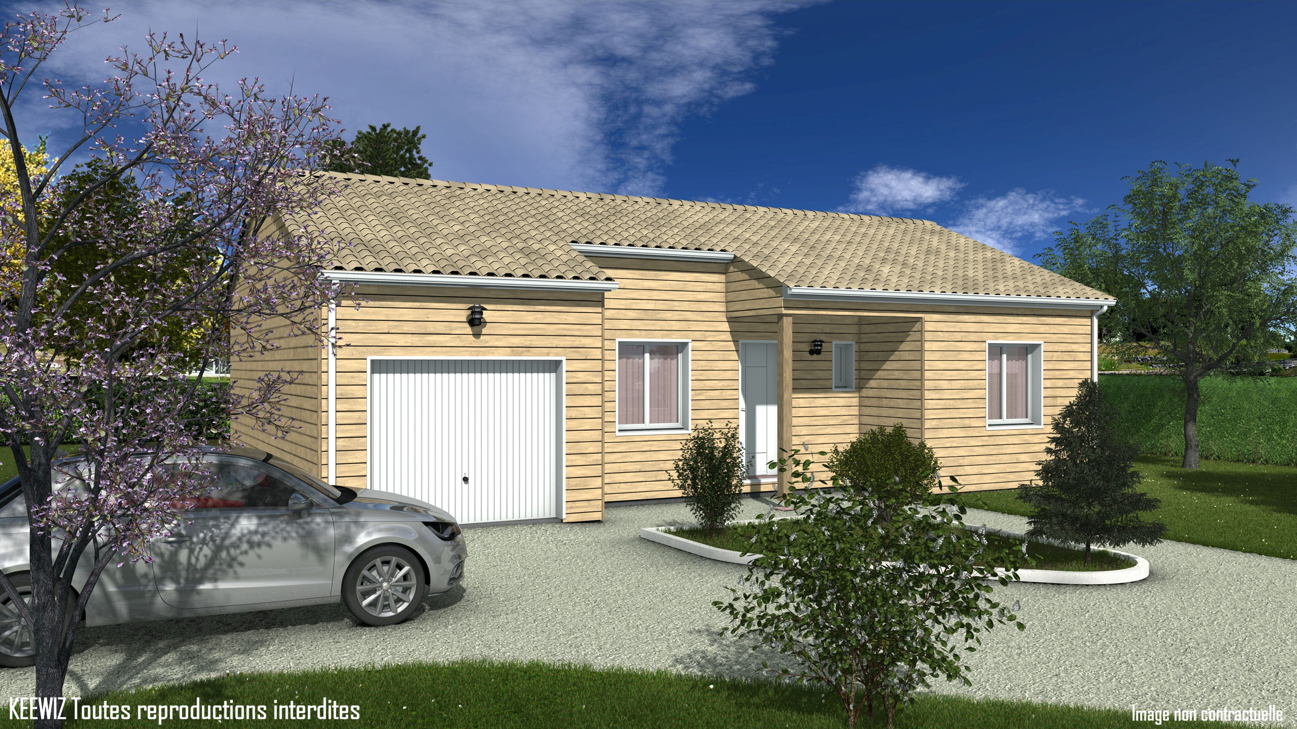 Constructeur maison tours nord maison moderne for Maison moderne tours