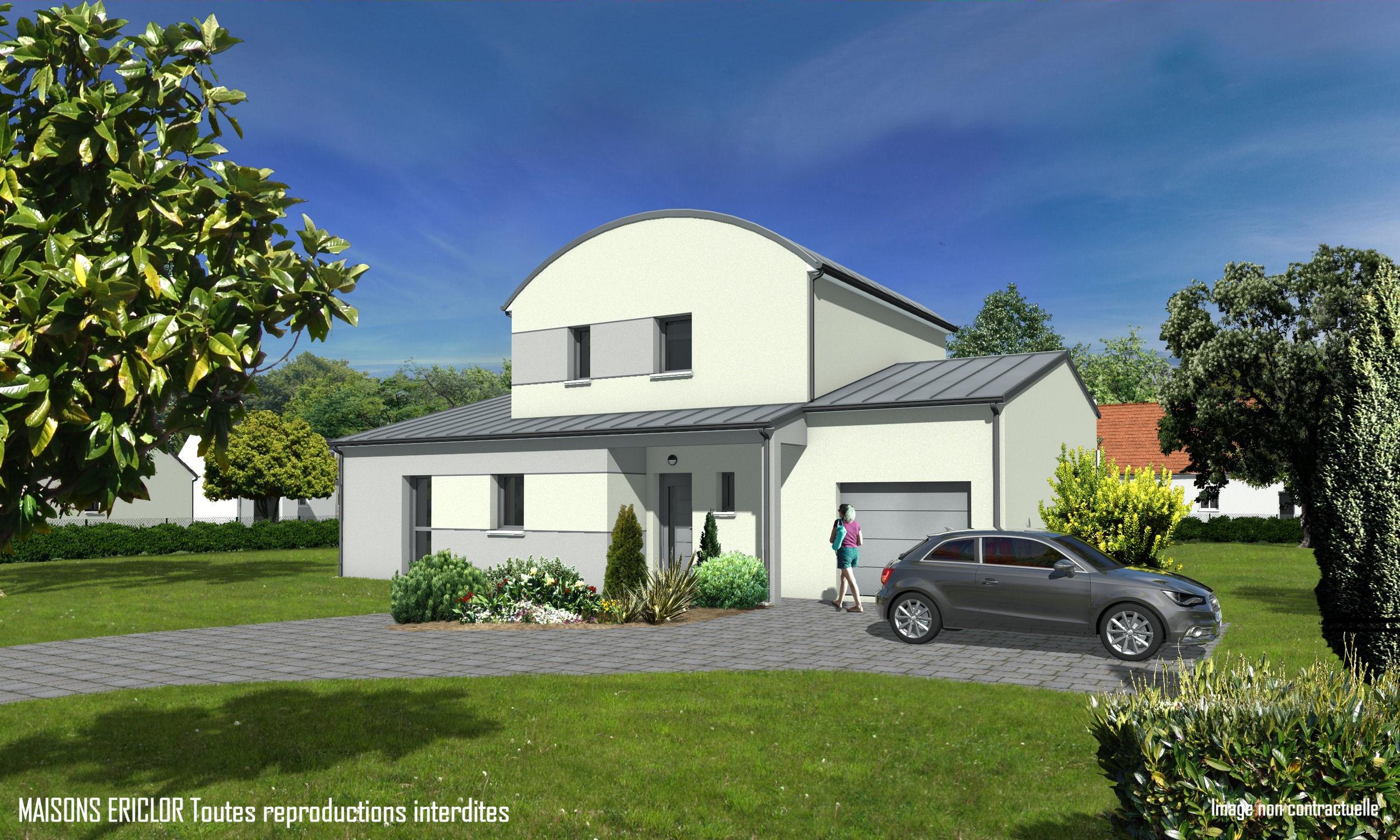 Constructeur maison de luxe gironde maison moderne for Modele maison gironde