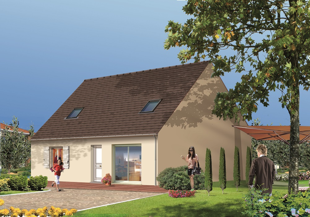 Mtlf constructeur for Modele maison