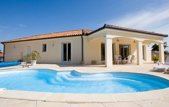 Maisons de plain pied Maisons méditerranéennes Maisons régionales Rouquié Constructions