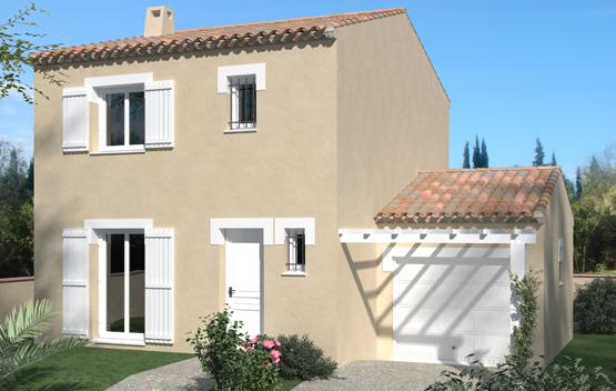 Maisons à étage Maisons écologiques Maisons primo accédant Maisons régionales Toit d'Azur