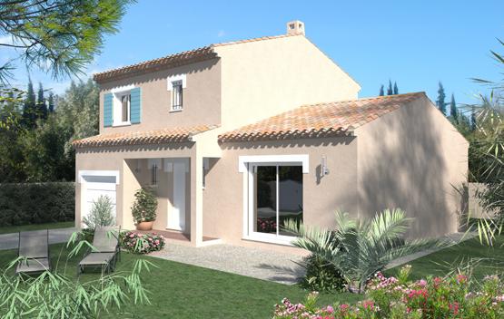 Toit d 39 azur constructeur for Modele maison ganova