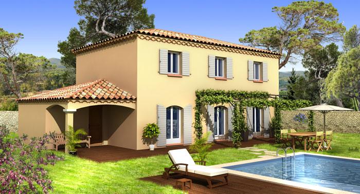 Villas prisme constructeur maisons individuelles aix en for Recherche constructeur