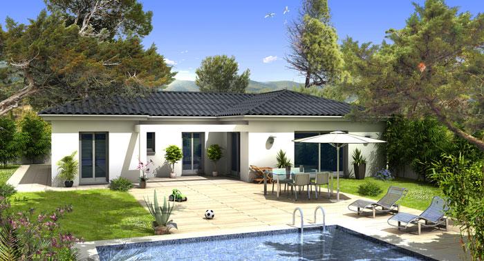villas prisme constructeur. Black Bedroom Furniture Sets. Home Design Ideas