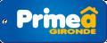 logo Primeâ Gironde