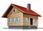 logo maison bois