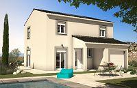 Modèle de maison Maisons à étage AZUR ET CONSTRUCTIONS