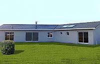 Modèle de maison Maisons écologiques Clairlande