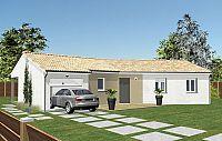Modèle de maison Maisons de plain pied Clairlande