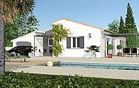 Modèle de maison Plan Maison combles Clairlande