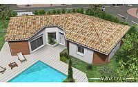 Modèle de maison Maisons bois Clairlande