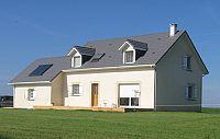 Modèle de maison Plan Maison combles Demeures de la côte d'Argent