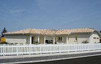 Modèle de maison Maisons de plain pied Demeures de la côte d'Argent