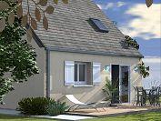 Modèle de maison Plan Maison combles LDT