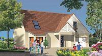 Modèle de maison Plan Maison combles Les maisons Orca