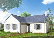 Modèle de maison Maisons primo accédant Maison Castor