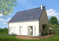Modèle de maison Plan Maison combles Maison Castor