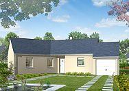 Modèle de maison Maisons de plain pied Maison Castor