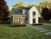 Modèle de maison Plan Maison combles Maison DTT