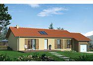 Modèle de maison Maisons de plain pied Maison Familiale