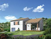 Modèle de maison Maisons à étage Maison Familiale
