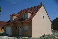 Modèle de maison Plan Maison combles Maisons Arlogis