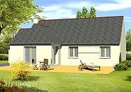 Modèle de maison Maisons écologiques Maisons Aura