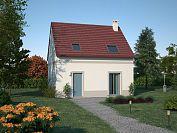 Modèle de maison Plan Maison combles Maisons Kerbéa