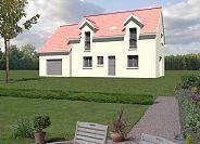 Modèle de maison Plan Maison combles Maisons Mag