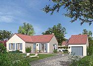 Modèle de maison Maisons de plain pied Maisons Phénix