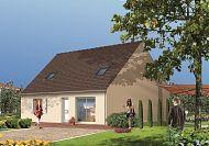Modèle de maison Plan Maison combles MTLF