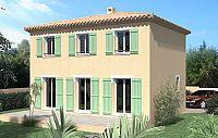 Modèle de maison Maisons écologiques Toit d'Azur