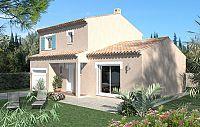 Modèle de maison Maisons à étage Toit d'Azur