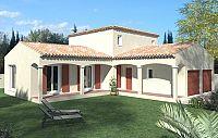 Modèle de maison Maisons méditerranéennes Toit d'Azur