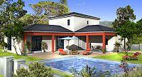 Modèle de maison Maisons contemporaines Villas Prisme