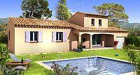 Modèle de maison Maisons méditerranéennes Villas Prisme