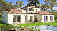 Modèle de maison Maisons à toit plat Villas Prisme