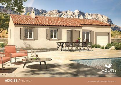 Azur et constructions constructeur maisons individuelles - Constructeur maison salon de provence ...