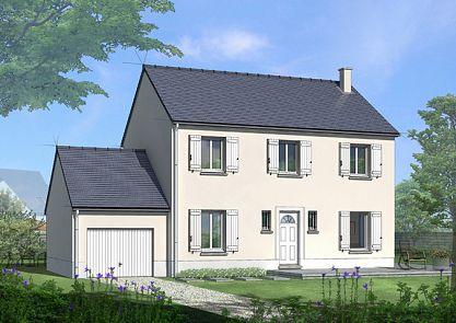 Maison castor constructeur maisons individuelles for Constructeur maison wittenheim