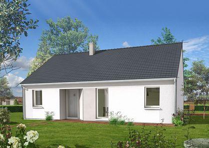 Maisons de plain pied Maisons primo accédant Maisons régionales Maison castor
