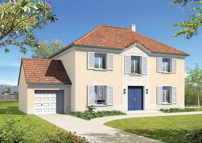 maison familiale constructeur maisons individuelles forbach moselle. Black Bedroom Furniture Sets. Home Design Ideas