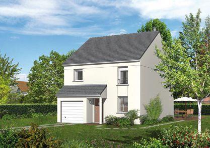 Maison familiale constructeur maisons individuelles la for Modele maison ile de france