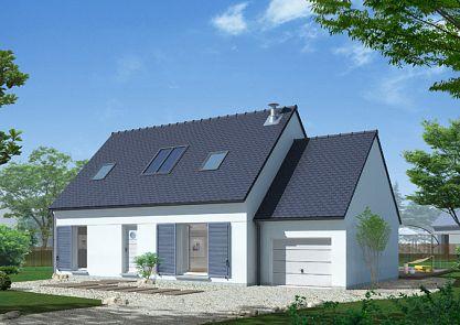 Maison familiale constructeur maisons individuelles for Constructeur maison moderne ile de france