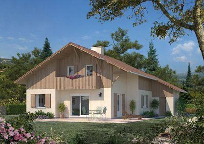 Gallery of maisons tage maisons rgionales maison familiale for Modele maison familiale