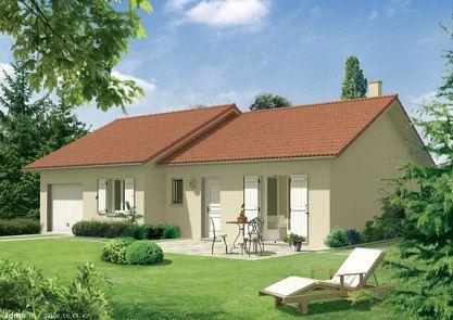 Beautiful maisons de plain pied maisons primo accdant for Modele maison familiale