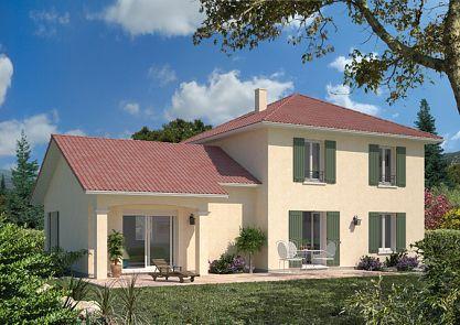 Maison familiale constructeur maisons individuelles drumettaz clarafond savoie - Modele maison familiale ...
