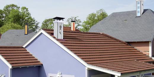 Bien choisir les tuiles pour sa toiture de maison - Nettoyer le toit de sa maison ...