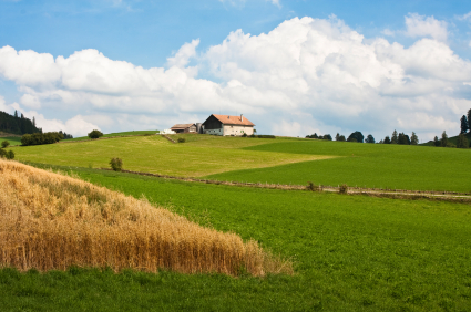 Construire votre maison sur un terrain agricole for Construire sa maison sur un terrain agricole
