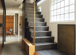 les diff rents types d escaliers. Black Bedroom Furniture Sets. Home Design Ideas